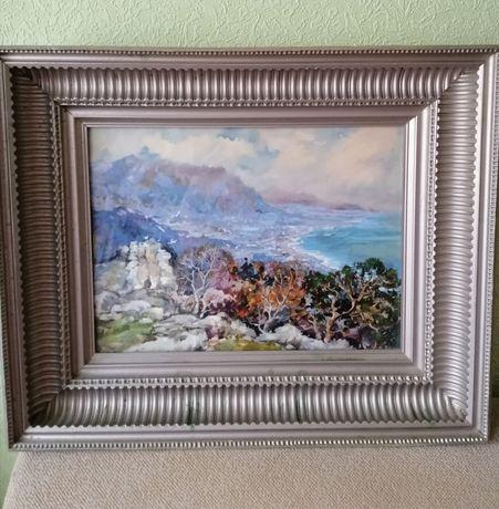 Продам картину 30х40 см, морской пейзаж
