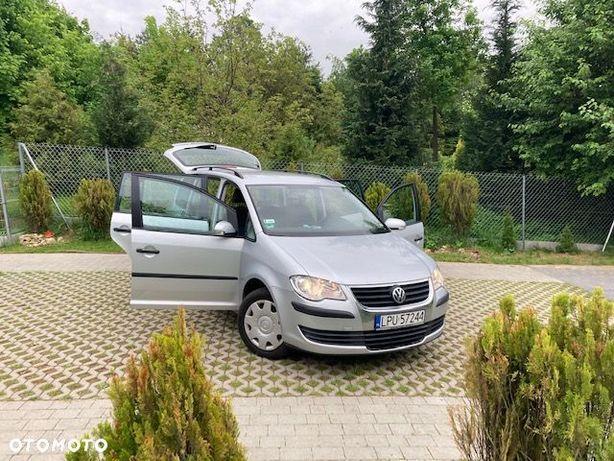 Volkswagen Touran VW Touran 1.9 TDI 2007 przegląd aktualnie zrobiony z 05.2021