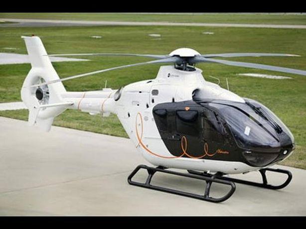 прокат гелiкоптера, взяти напрокат гелiкоптер