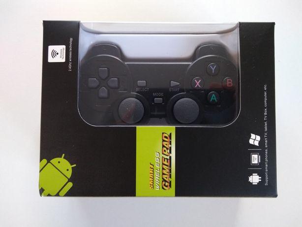 Comando Wireless (Novo Em Caixa) Playstation PS3, PC, Android, SmartTV