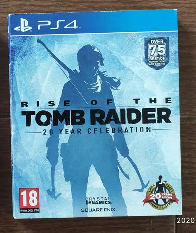 PS4 - Raise Of The Tomb Raider