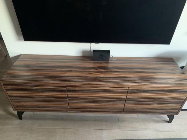 Designerska szafka pod TV