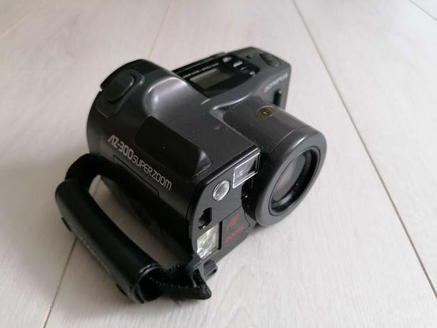 Máquina Fotográfica de Rolo - Olympus AZ 300 Super Zoom