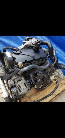 Двигатель Volkswagen T 5 Фольксваген Т5 1.9 AXB 77 KW AXC 63 KW.
