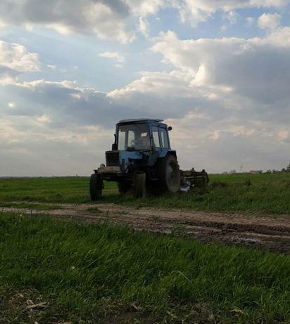 МТЗ 80 трактор білорус