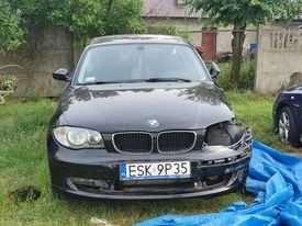 BMW E87 N47 uszkodzona