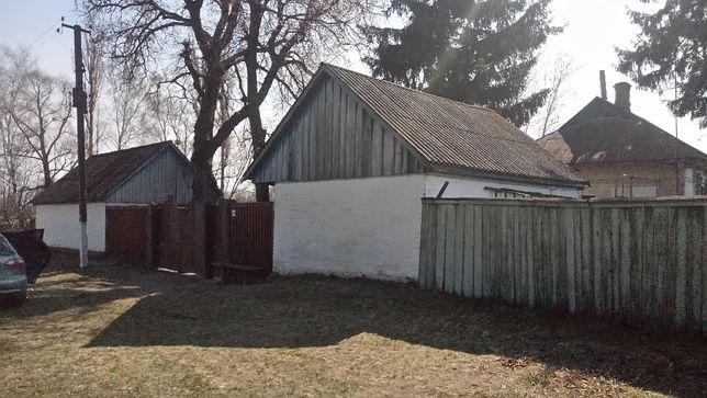 Продается дом с участком, 3 км от г. Лебедин