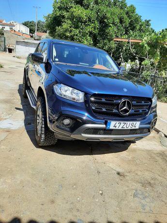 Mercedes classe x 250