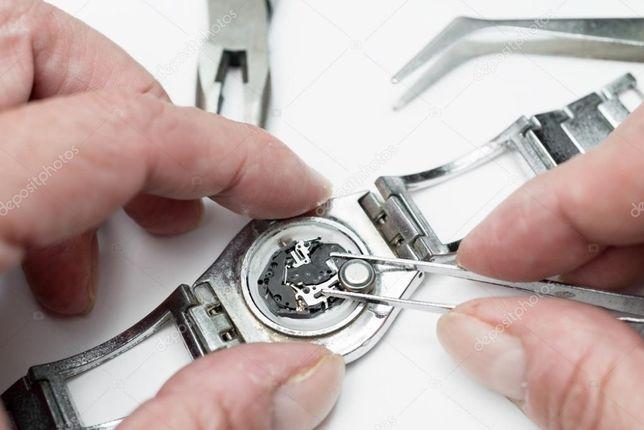 Reparação de todo o tipo de Relógios