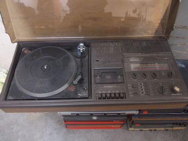 Radio magnetofon z adapterem Palladium