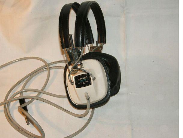 Headphones Vintage Sansui SS2