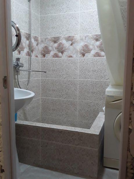 Кафельщик.Ремонт Ванных комнат под ключ.Ламинат.Малярные работы.Обои.