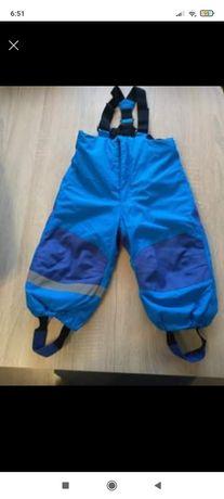 Spodnie narciarskie zimowe