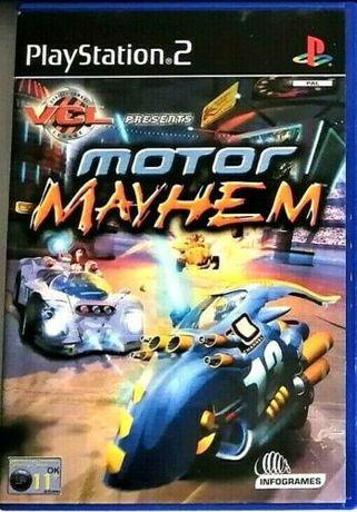 Ps2 Jogo Motor Mayhem