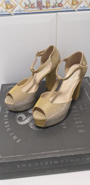 Sapatos cerimonia tam 36
