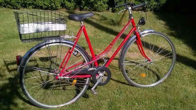 rower trekkingowy peugeot