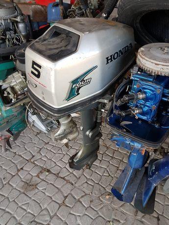 Silnik zaburtowy Honda BF 5 części