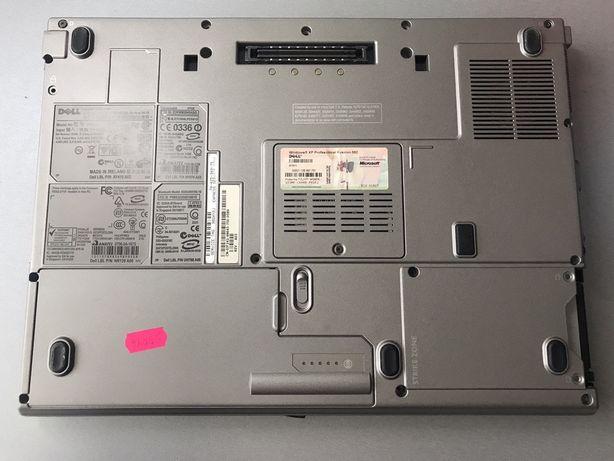 Ноутбук DELL Latitude D830 PP04X на запчасти