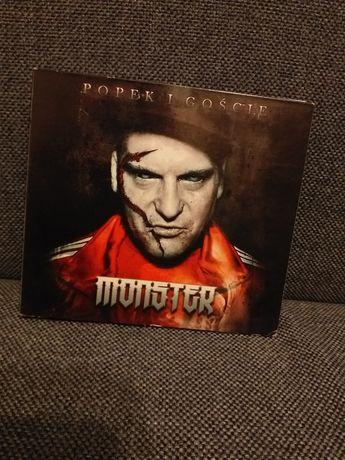 Popek Monster rap CD