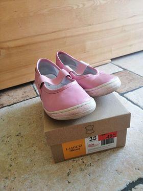 buty różwe dziewczęce