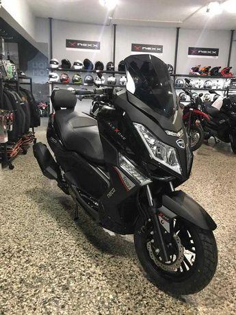 Neco AleXone 125 maxi scooter (oferta de seguro até 31 Junho)