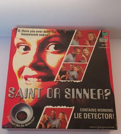 Saint or sinner? - Gra towarzyska