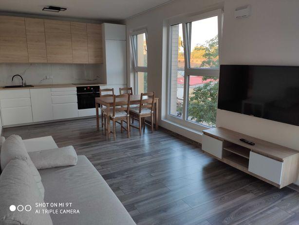 Fuzja - apartament z miejscem parkingowym - 3 pokoje. I speak English