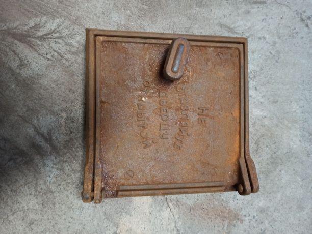 Дверка для печки