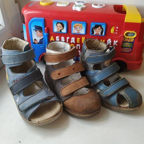 Детская ортопедическая обувь/сандалии/босоножки