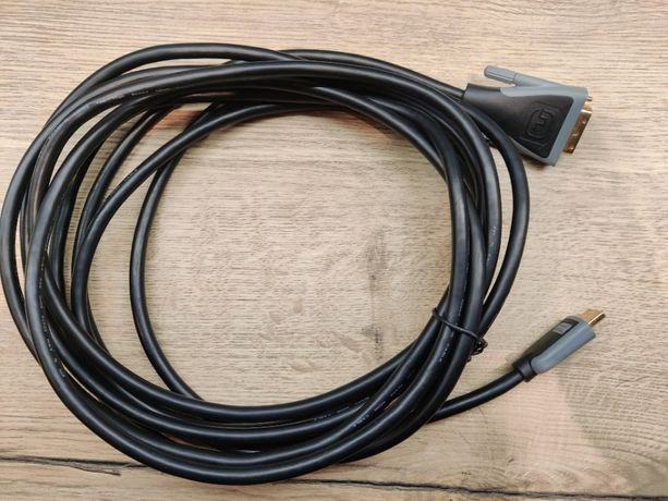 Kabel DVI - HDMI - 5m