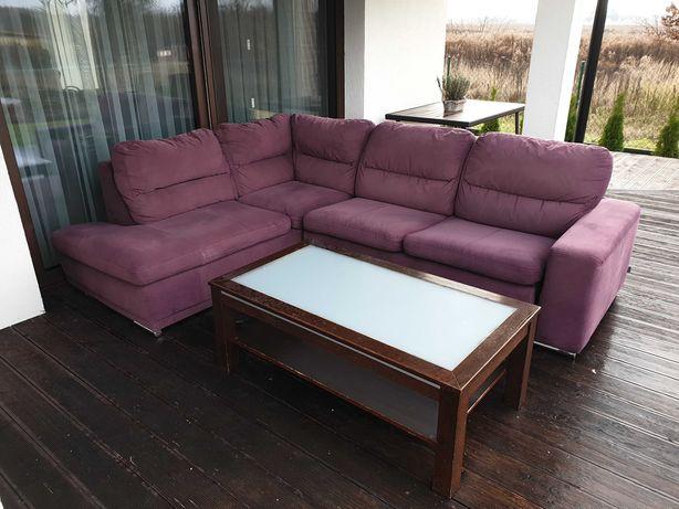 sofa rogowa firmy Galla  - używana