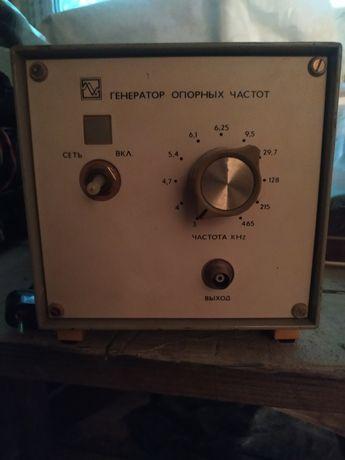 Продам генератор опорных частот и др.приборы