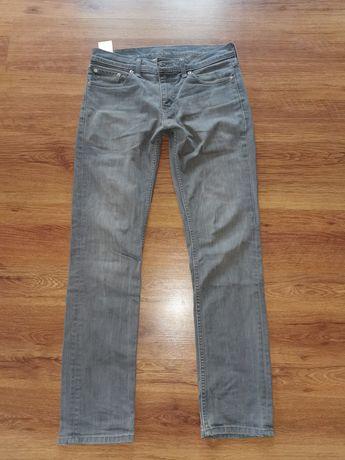 LEVIS 511 SLIM W30 L32 pas 82 spodnie jeansy LEVI'S