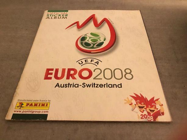 Album Panini Euro 2008 Austria Switzerland