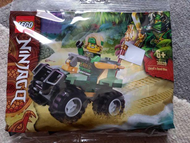 Lego Ninjago - Lloyd + quad 30539