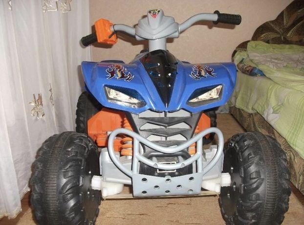 Продам детский квадроцикл электрический 12v