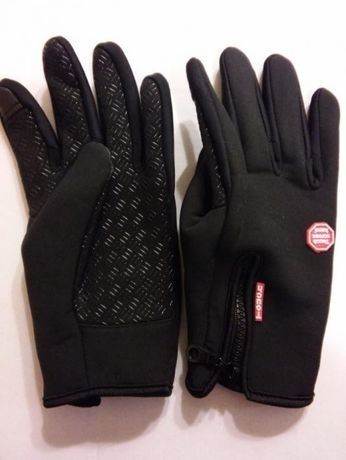 """Перчатки спортивные,сенсорные, """"B-FOREST"""".Размер-М розовые,L,LX-черные"""