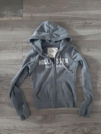 Bluza szara  Hollister