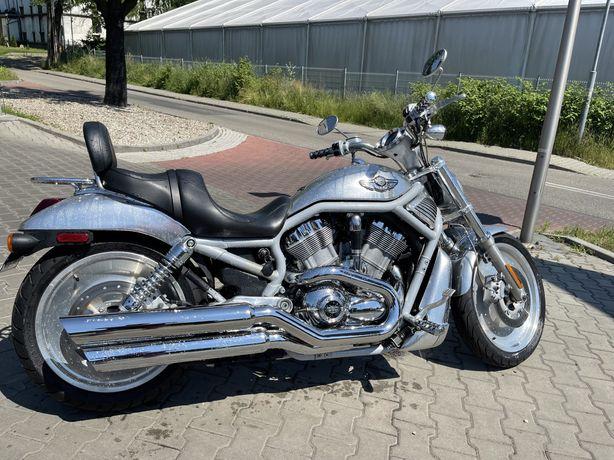 Harley Davidson V-rod 100 lecie Harelya Limited Edytion
