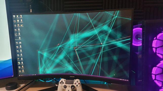 Monitor Curvo Gaming SAMSUNG Odyssey G5 32' - 144Hz