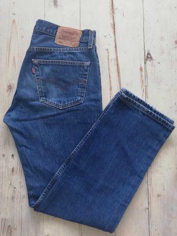 Męskie jeansy Levi's 501 W32 L32