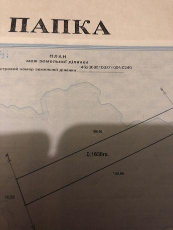 Ділянка Город 70 соток с. Пасіки Зубрицькі