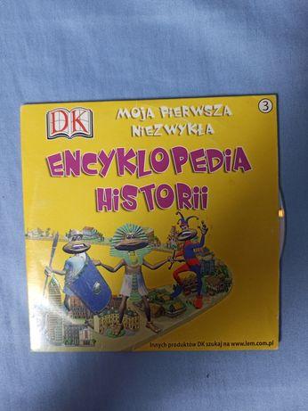 Płyta dvd encyklopedia historii