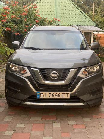 Nissan rogue 2017 полный привод
