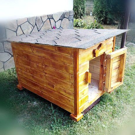 Собача будка, собачья будка (конура) домик для пса (будька)
