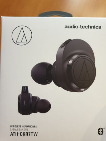 Słuchawki Audio Technica ATH-CKR7TW bluetooth APTX ACC