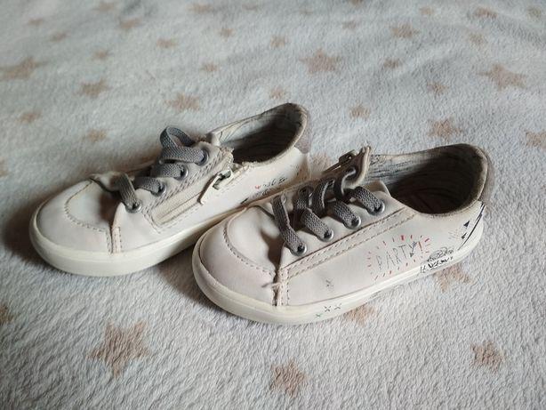 Детские кроссовки кеды Zara Baby 22 размер