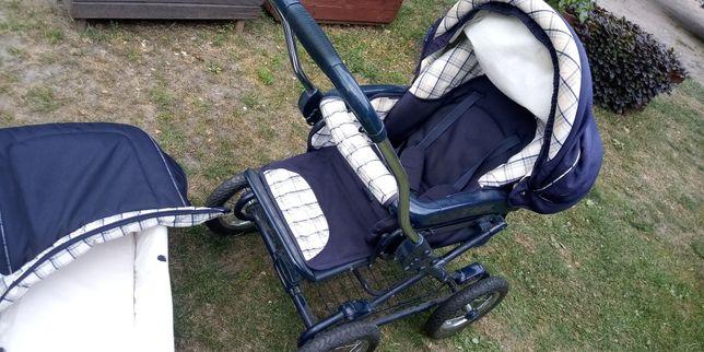 Wielofunkcyjny wózek dla dziecka składany