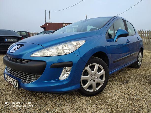 Peugeot 308*Zadbany*Oryginal* 1.6 Turbo* Raty Zamiana*