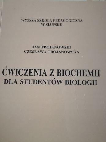 Ćwiczenia z biochemii dla studentów biologii